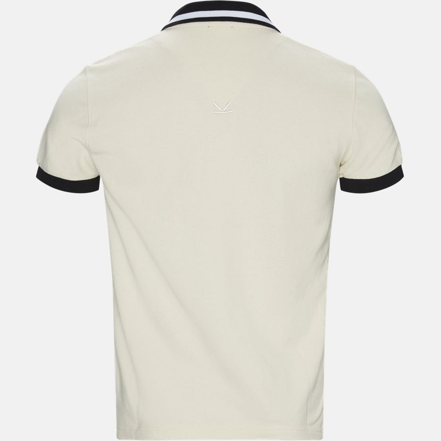 F955PO07374BE - T-shirts - Regular fit - OFF WHITE - 2